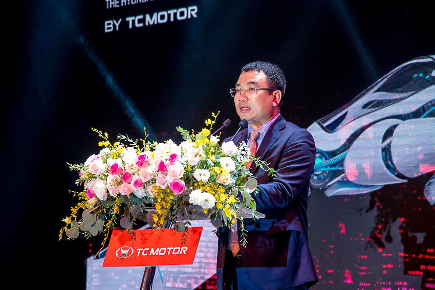 TC MOTOR khánh thành Trung tâm trải nghiệm Hyundai - 1