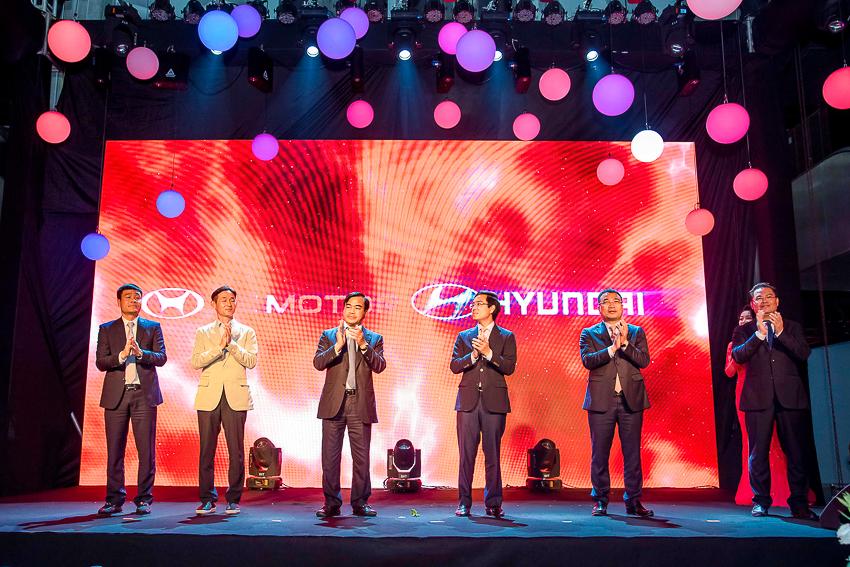 TC MOTOR khánh thành Trung tâm trải nghiệm Hyundai - 2