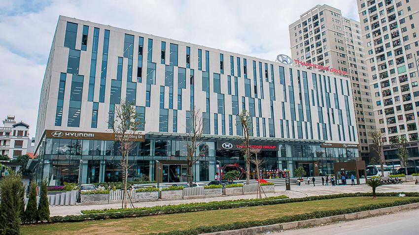 TC MOTOR khánh thành Trung tâm trải nghiệm Hyundai - 3