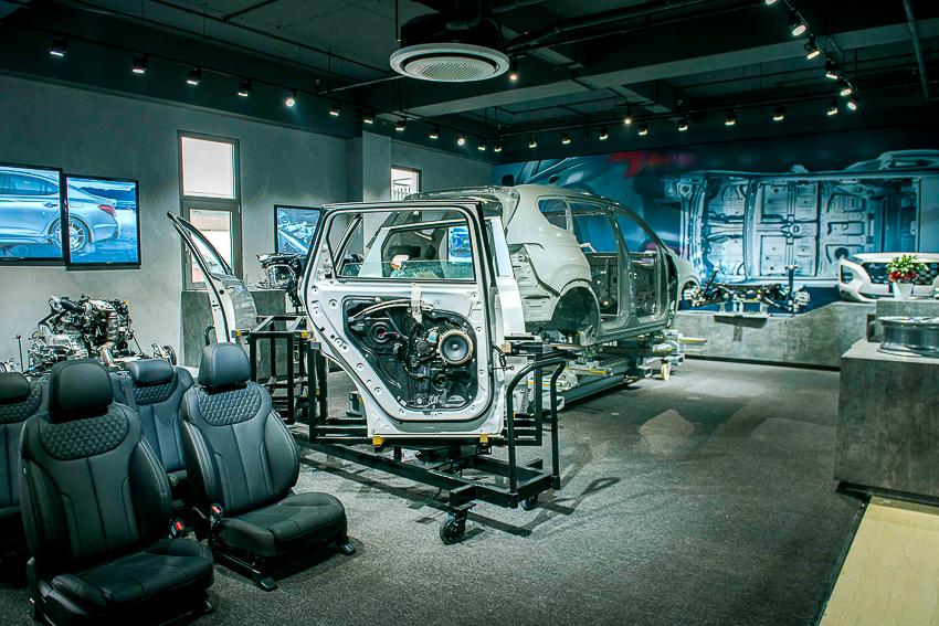 TC MOTOR khánh thành Trung tâm trải nghiệm Hyundai - 5