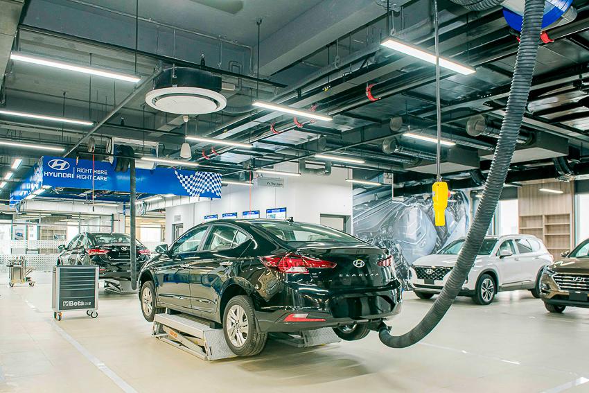 TC MOTOR khánh thành Trung tâm trải nghiệm Hyundai - 6