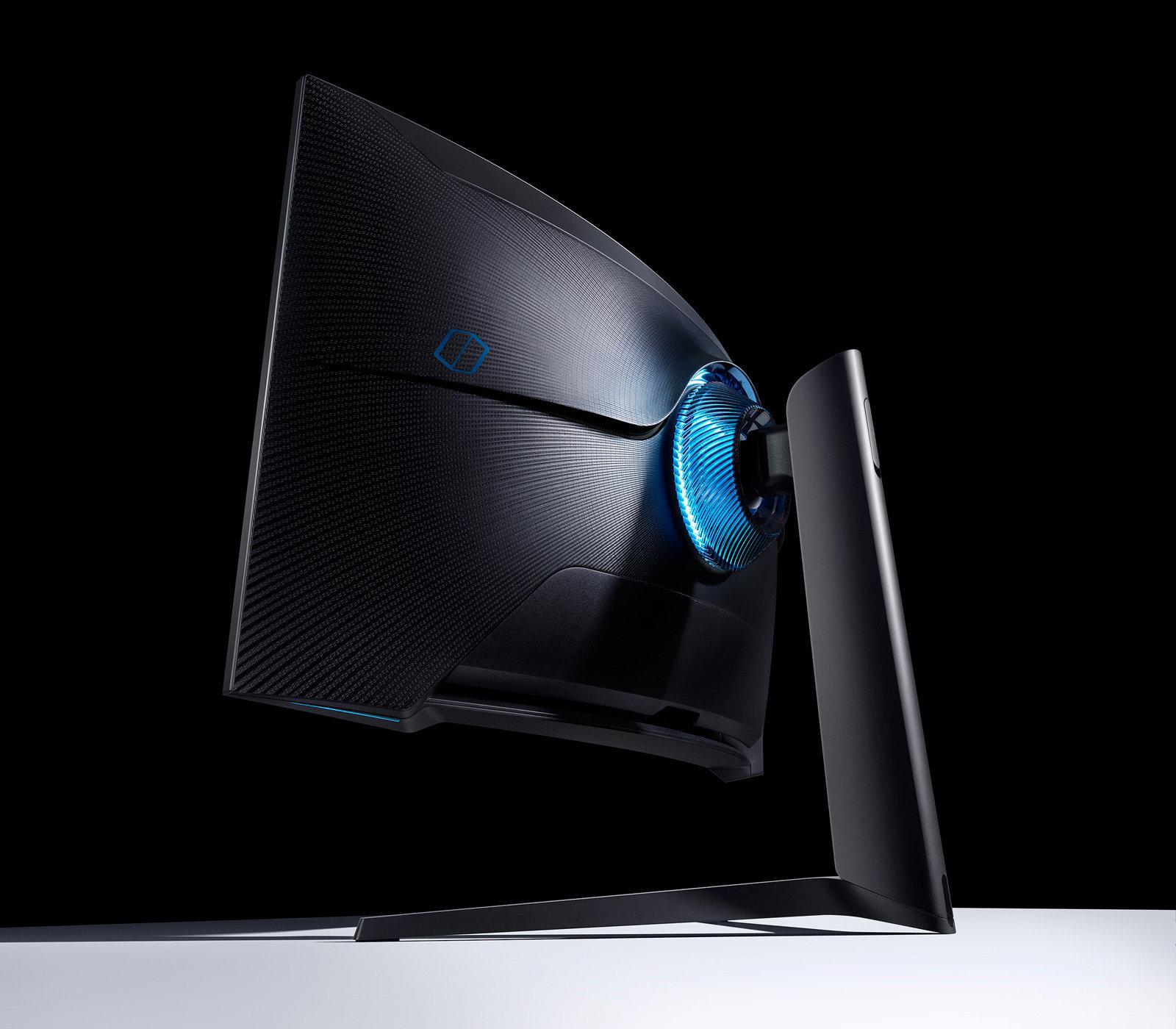 Samsung ra mắt màn hình chơi game đầu tiên Odyssey 240Hz - 2