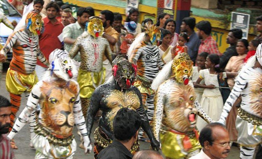 10 lễ hội kỳ lạ ở Ấn Độ -1