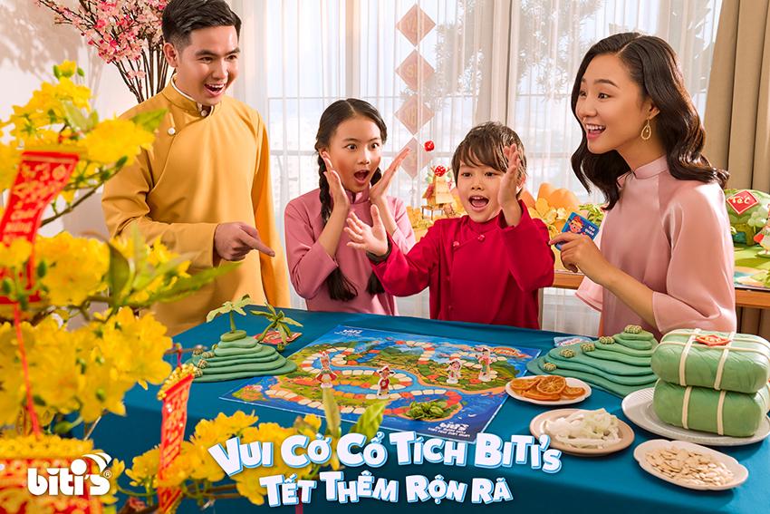 Biti's giới thiệu bộ Cờ Cổ Tích cho bé thêm yêu văn hoá dân gian - 2