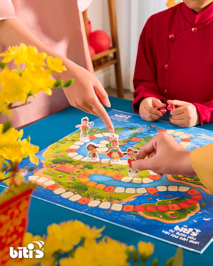 Biti's giới thiệu bộ Cờ Cổ Tích cho bé thêm yêu văn hoá dân gian - 3