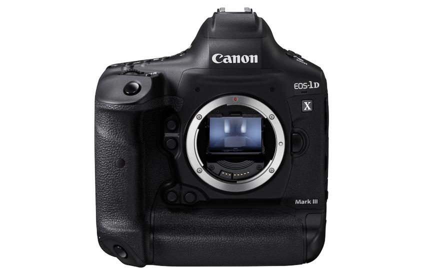 Canon EOS-1D X Mark III - 1