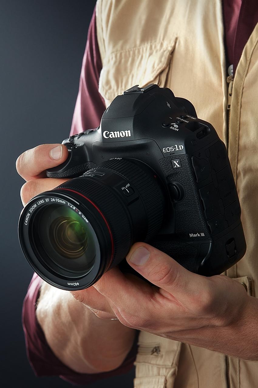 Canon EOS-1D X Mark III - 10