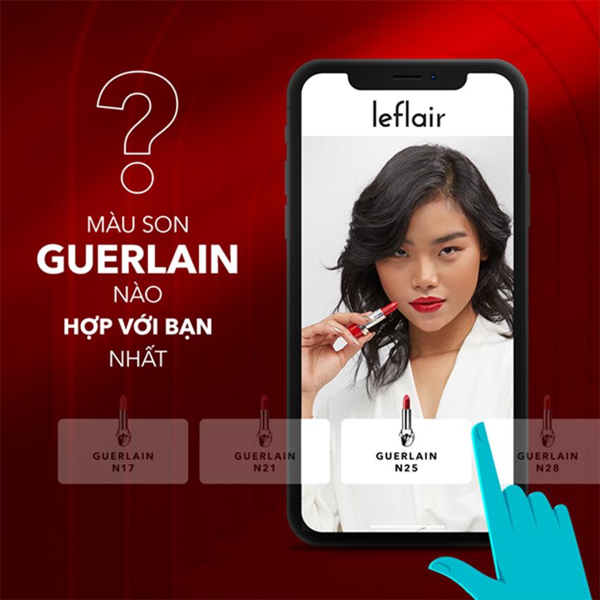 Leflair ứng dụng AR cho phép khách hàng thử sản phẩm ngay trên điện thoại - 2