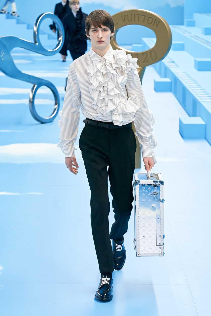 Những thiết kế túi của Abloh đưa Louis Vuitton vào xứ sở thần tiên - 19