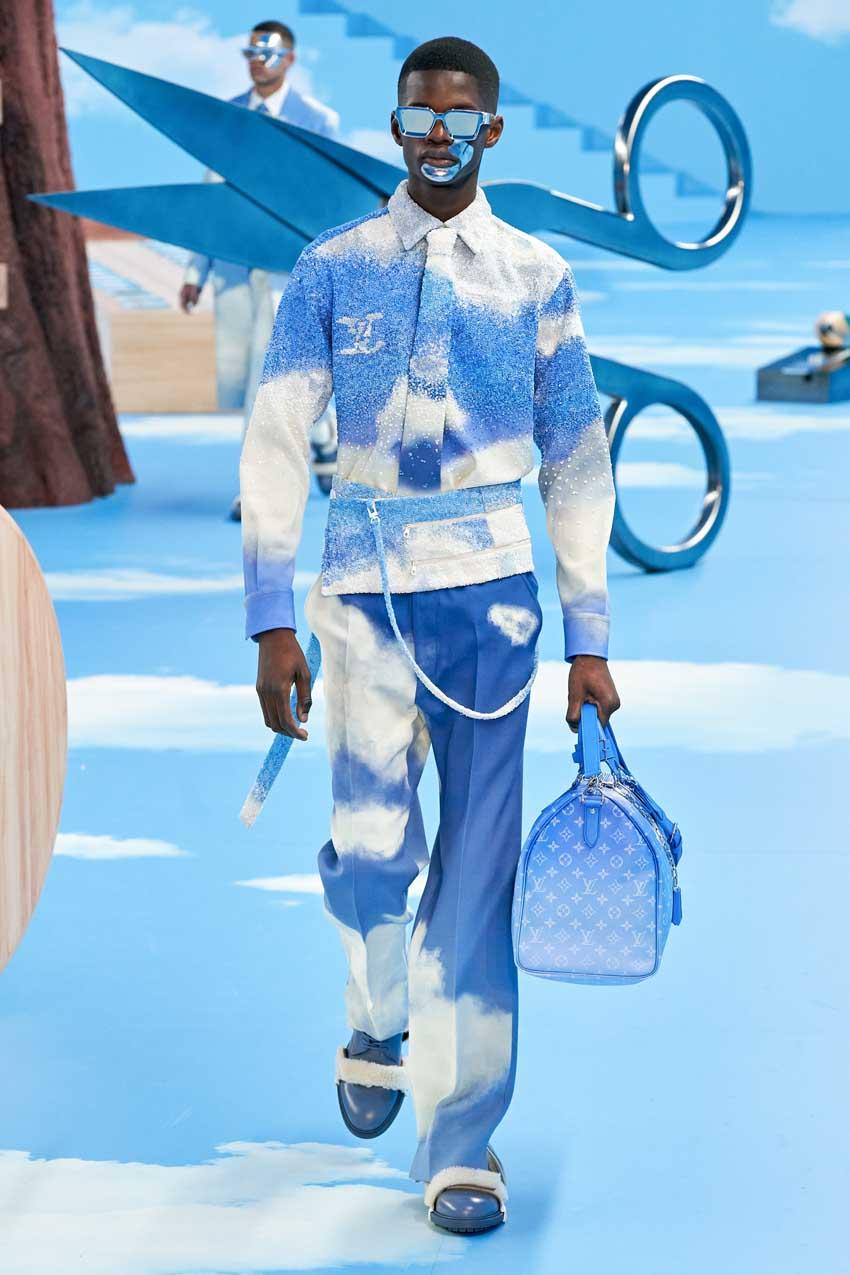 Những thiết kế túi của Abloh đưa Louis Vuitton vào xứ sở thần tiên - 20