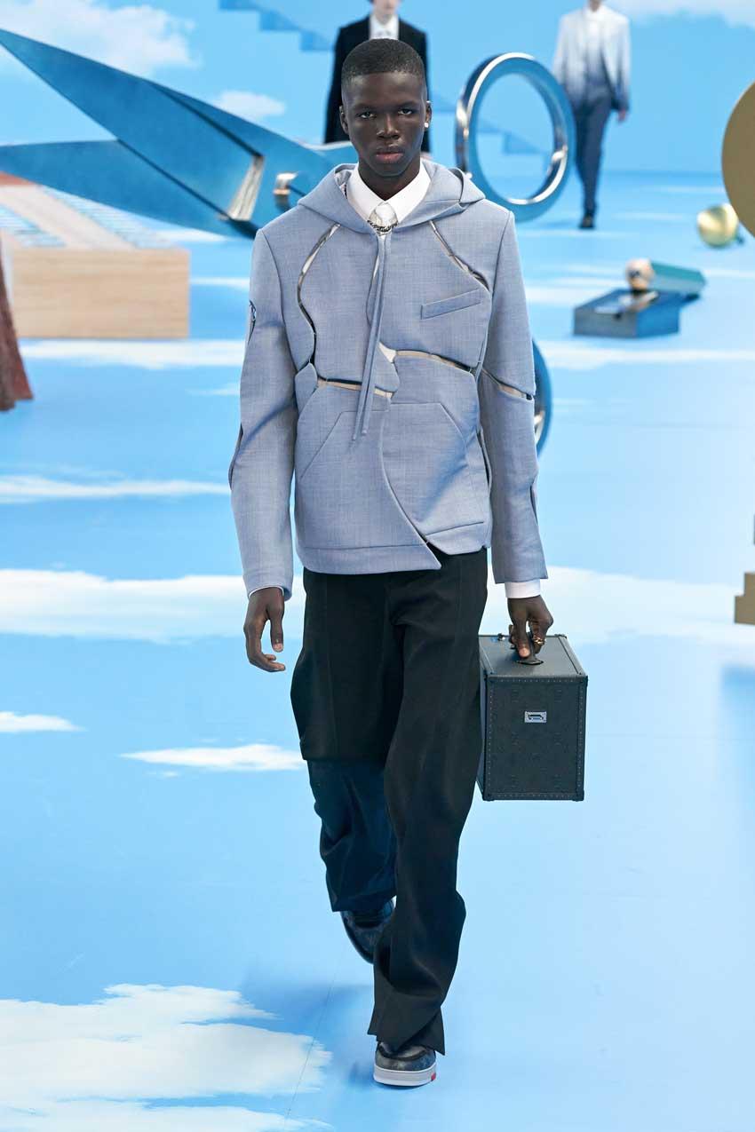 Những thiết kế túi của Abloh đưa Louis Vuitton vào xứ sở thần tiên - 21