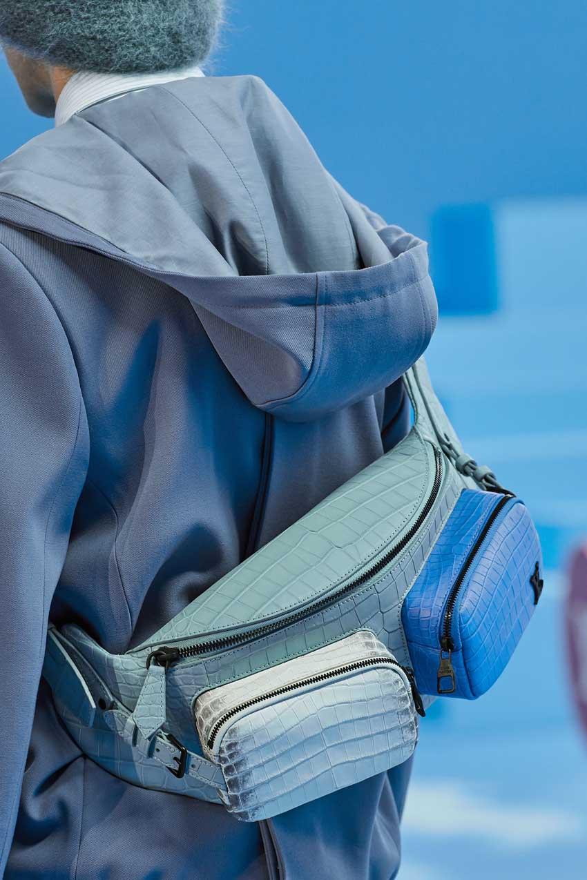 Những thiết kế túi của Abloh đưa Louis Vuitton vào xứ sở thần tiên - 24