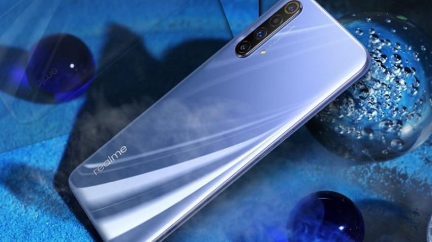 smartphone 5G Realme X50