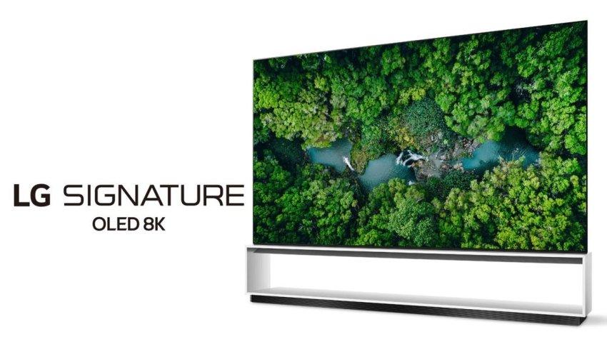 TV OLED cuộn LG