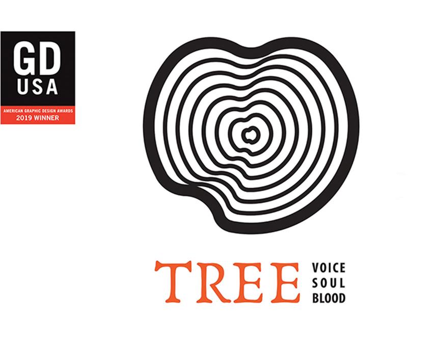 Logo Tâm xanh của nghệ sĩ Việt đoạt giải thưởng thiết kế đồ họa tại Mỹ - 2