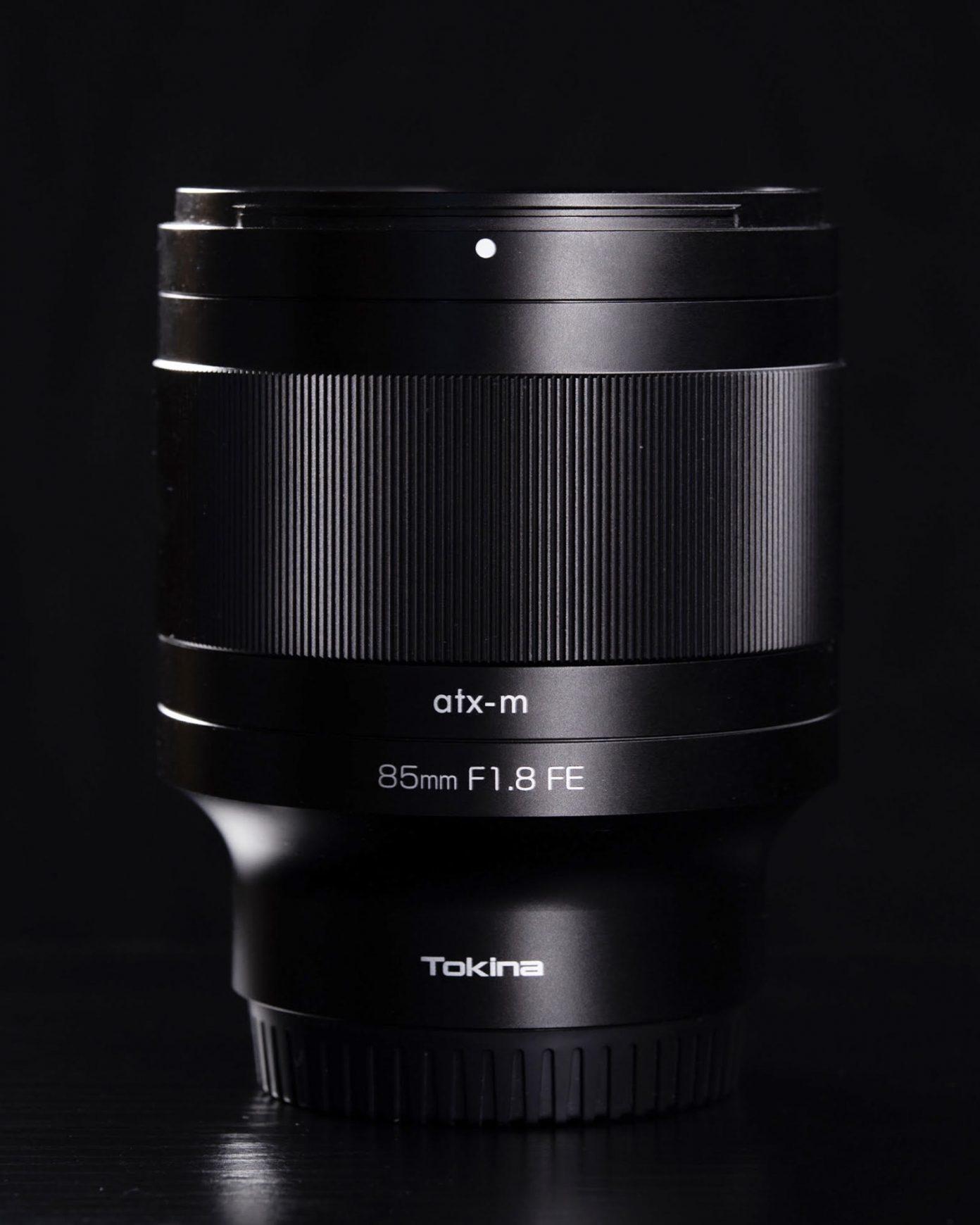 Tokina ra mắt ống kính 85mm F1.8 FE dành cho máy ảnh Sony full-frame - 2