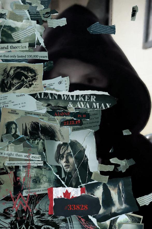 Thưởng thức MV Alone Pt.II quay tại Sơn Đoòng của Alan Walker và Ava Max - Ảnh 3