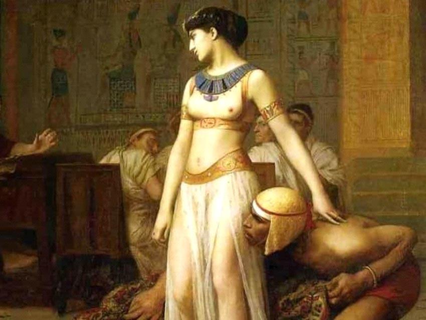 Bí quyết làm đẹp của những phụ nữ nổi tiếng trong lịch sử -2