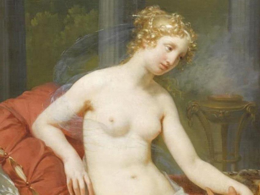 Bí quyết làm đẹp của những phụ nữ nổi tiếng trong lịch sử -9