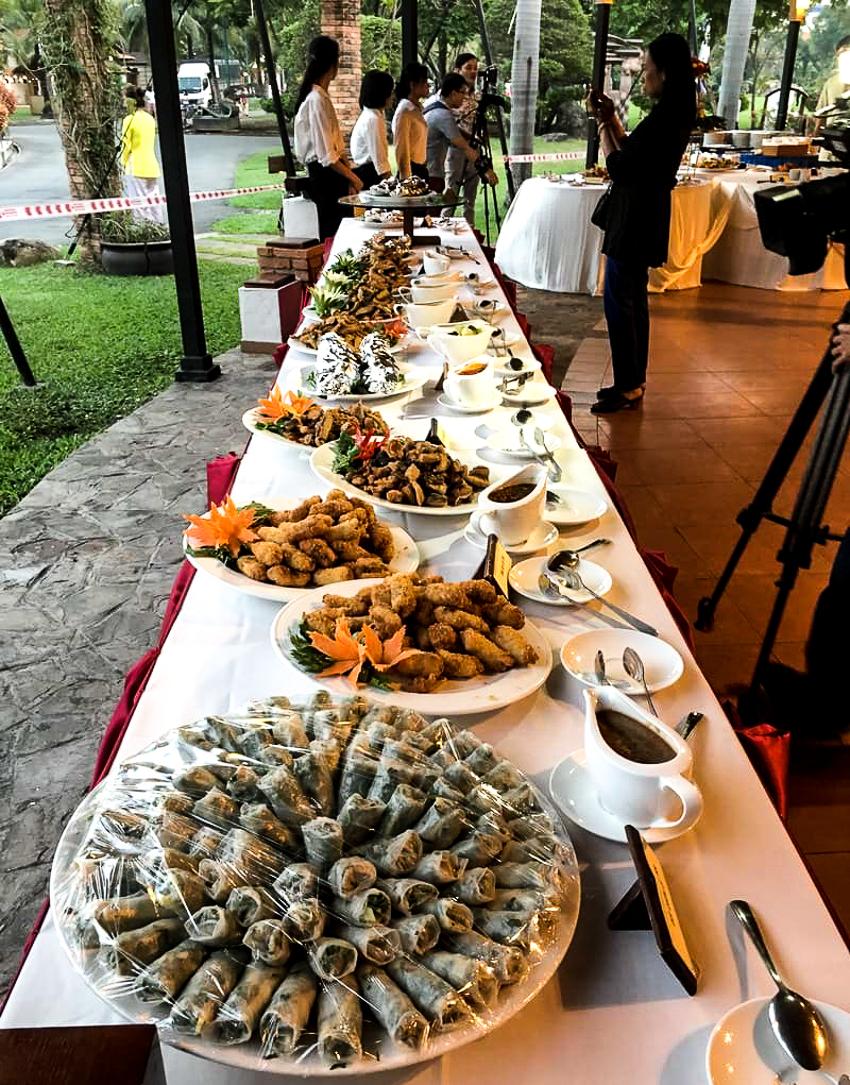 Tiệc buffet đặc biệt với 40 món làm từ... cá tra - 3