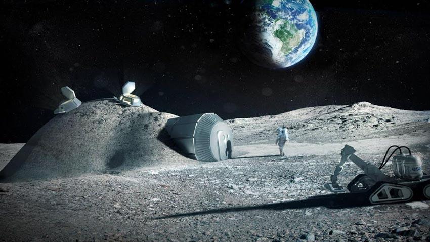 Cảnh báo khai thác tối đa tài nguyên của hệ mặt trời -1