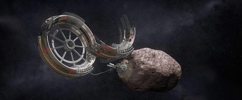 Cảnh báo khai thác tối đa tài nguyên của hệ mặt trời -3