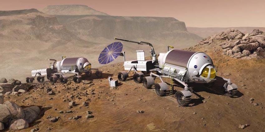 Cảnh báo khai thác tối đa tài nguyên của hệ mặt trời -7