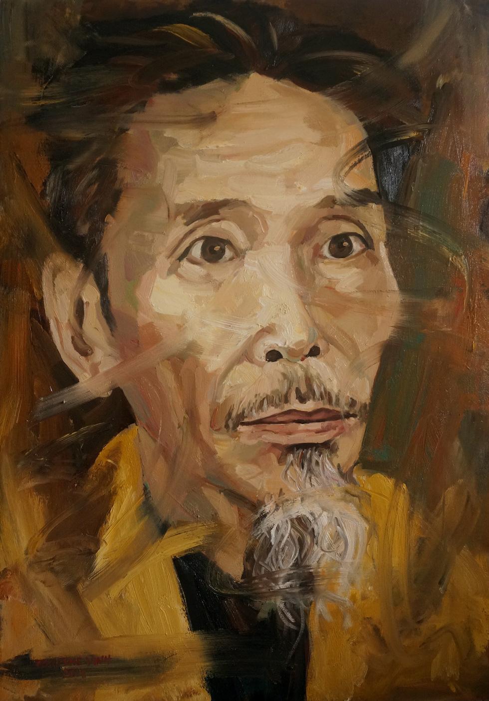 gắm chân dung các văn nghệ sĩ, trí thức tài hoa và truân chuyên - Ảnh 33