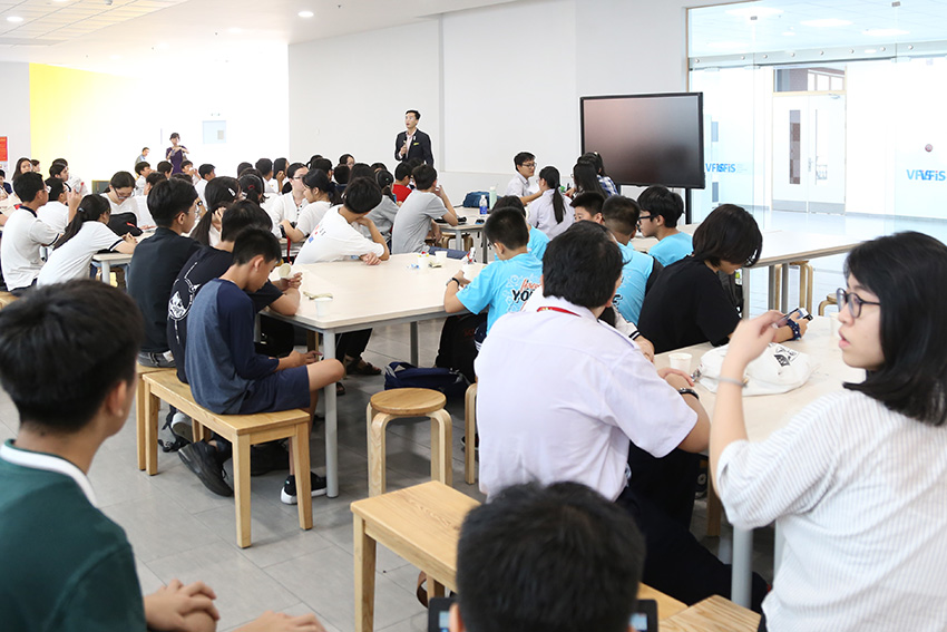 Workshop Tư duy thiết kế & Ươm tạo dự án diễn ra thành công - 2