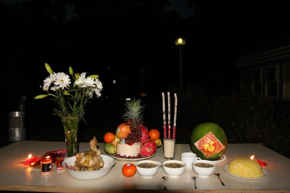 Phong tục lễ cúng Giao thừa của người Việt - 2