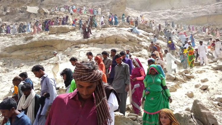 Theo chân người hành hương Ấn Độ tới Pakistan viếng nữ thần Ấn giáo - 12