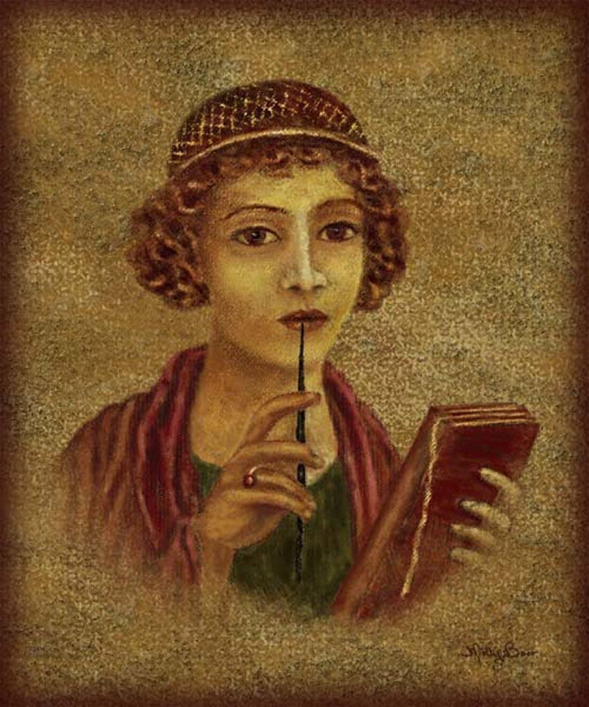 Khi triết học còn là thế giới của phụ nữ - 7