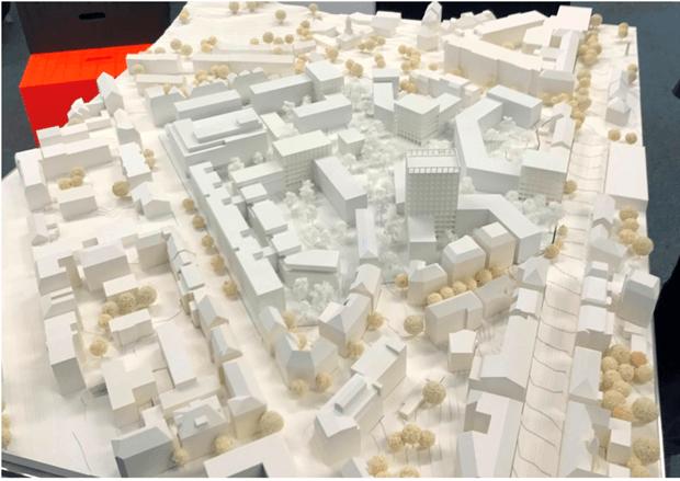Nhóm kiến trúc sư Việt giành giải Nhất thiết kế quy hoạch tại Đức - 2