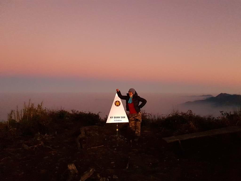 Đi bộ giữa biển mây - 7