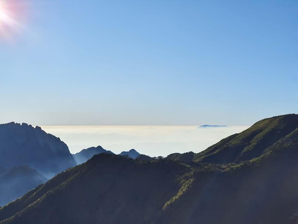 Đi bộ giữa biển mây - 9