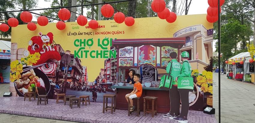 Lễ hội Bếp ăn Chợ Lớn 2020