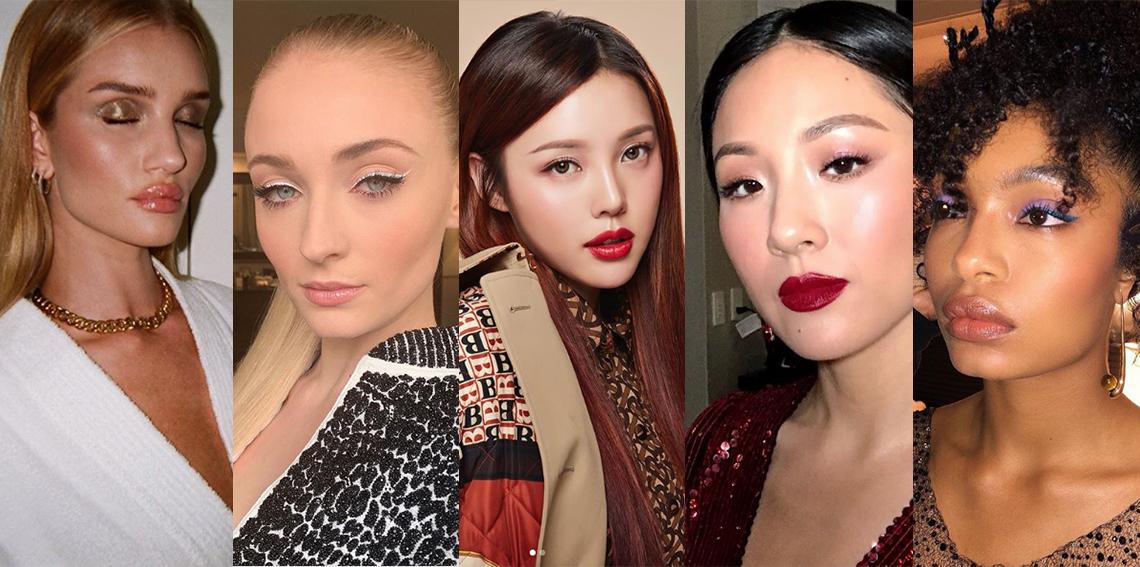 8 makeup look độc đáo chỉ dành riêng cho dịp năm mới 2020