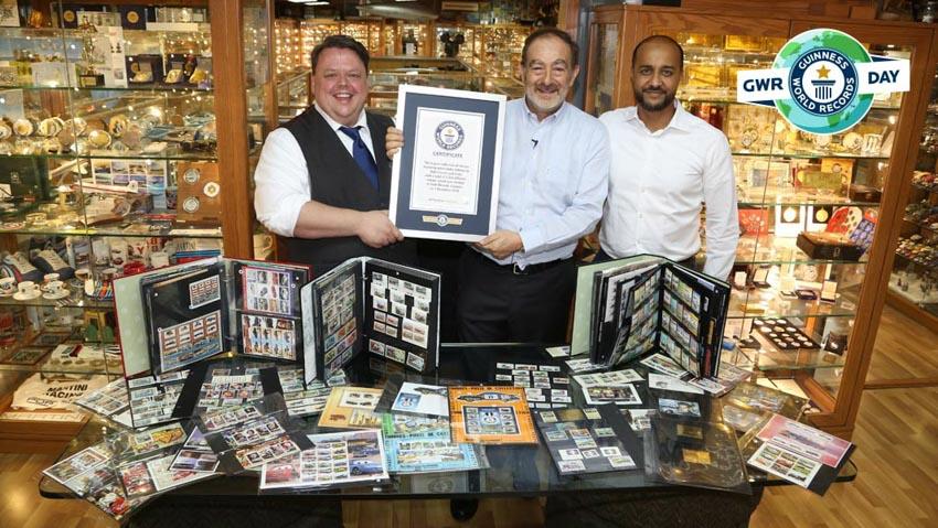 Những kỷ lục vui lạ trong ngày Guinness thế giới -1