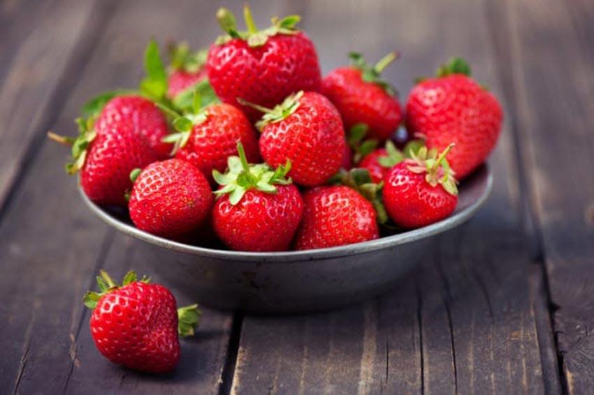 Những rau củ quả và hạt nào do con người làm ra? -10