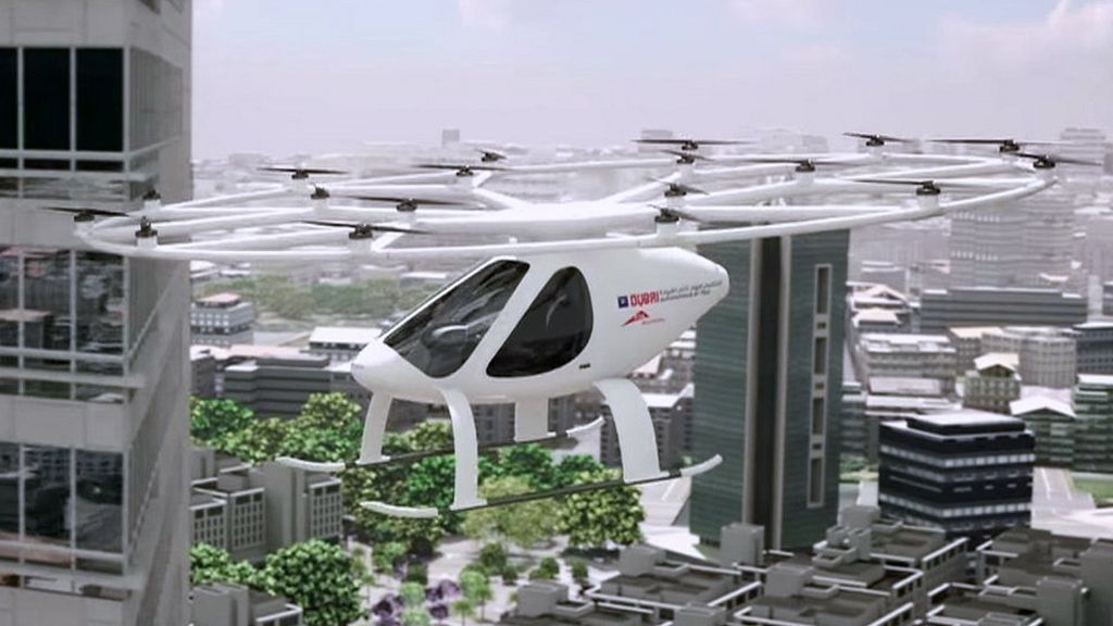 Marble và robot bay chuyển thực phẩm tại San Francisco.