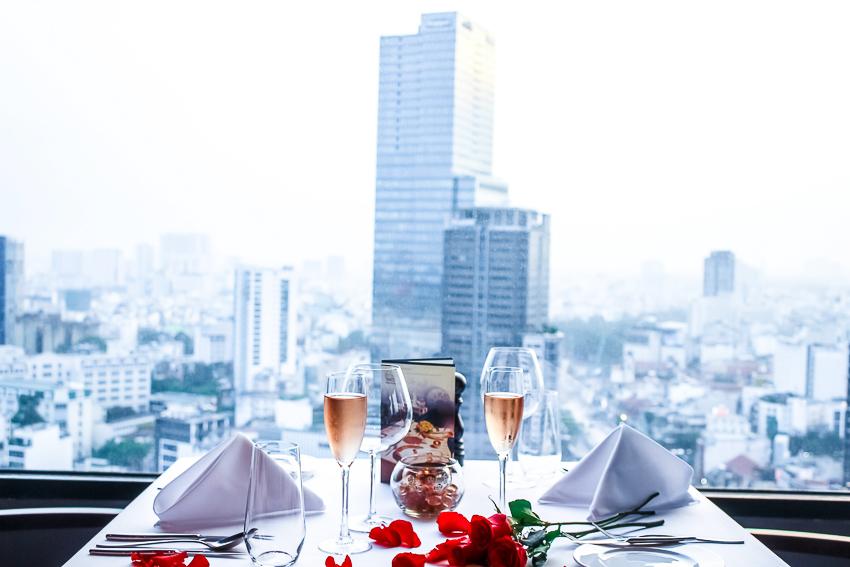 khách sạn Sheraton Saigon Hotel & Towers - 4
