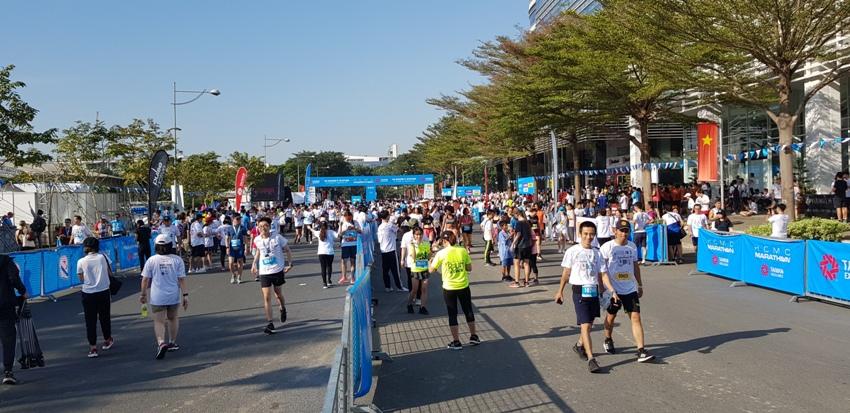 Taiwan Excellence HCMC Marathon 2020