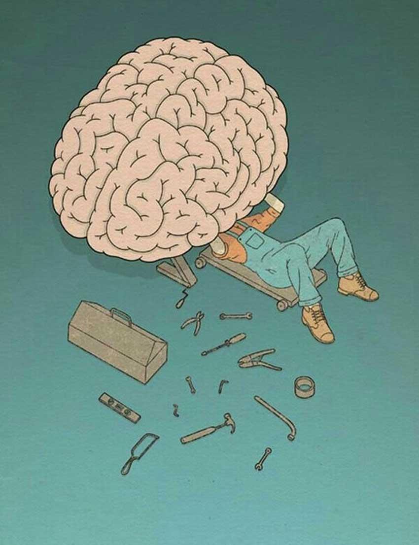 """""""Tẩy não"""" để đón xuân - 3"""