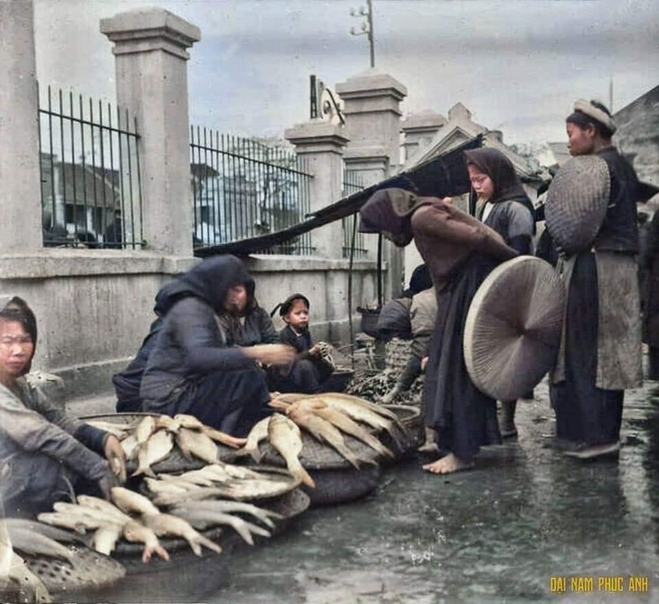 Bộ ảnh Tết cổ truyền năm 1920, đúng 100 năm trước của nhiếp ảnh gia nước ngoài - 01