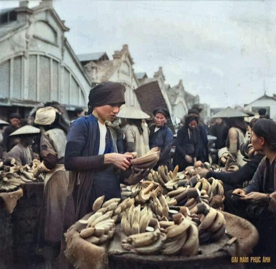Bộ ảnh Tết cổ truyền năm 1920, đúng 100 năm trước của nhiếp ảnh gia nước ngoài - 03