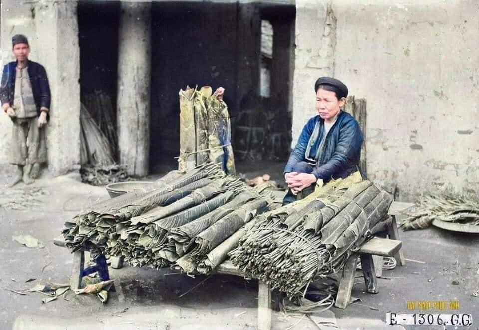 Bộ ảnh Tết cổ truyền năm 1920, đúng 100 năm trước của nhiếp ảnh gia nước ngoài - 05