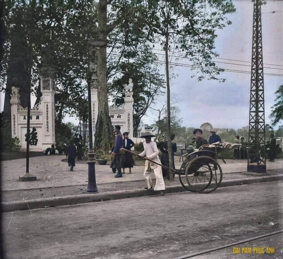 Bộ ảnh Tết cổ truyền năm 1920, đúng 100 năm trước của nhiếp ảnh gia nước ngoài - 08