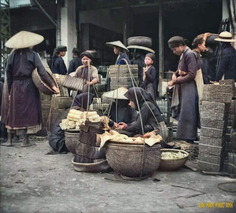 Bộ ảnh Tết cổ truyền năm 1920, đúng 100 năm trước của nhiếp ảnh gia nước ngoài - 09