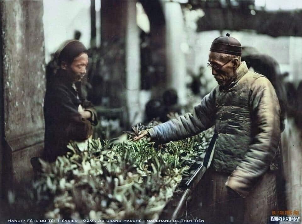 Bộ ảnh Tết cổ truyền năm 1920, đúng 100 năm trước của nhiếp ảnh gia nước ngoài - 11