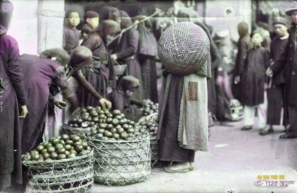 Bộ ảnh Tết cổ truyền năm 1920, đúng 100 năm trước của nhiếp ảnh gia nước ngoài - 12